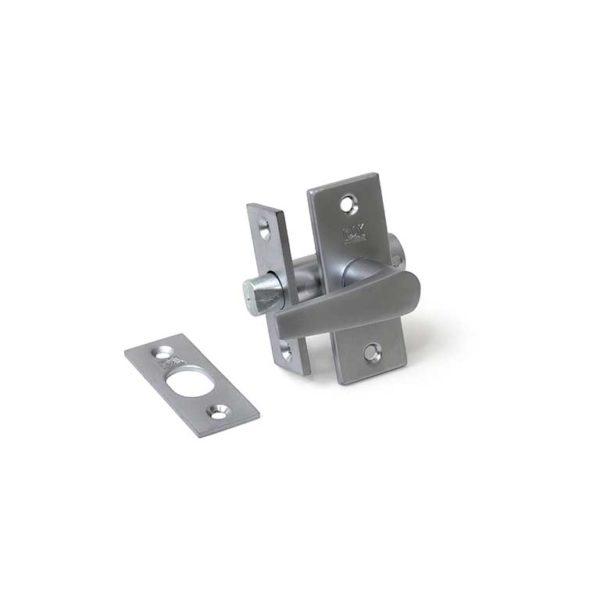 Aanlaspaumelle / RVS pen en RVS kogellager ring / platte kop / 150x22 mm / RVS AISI 304