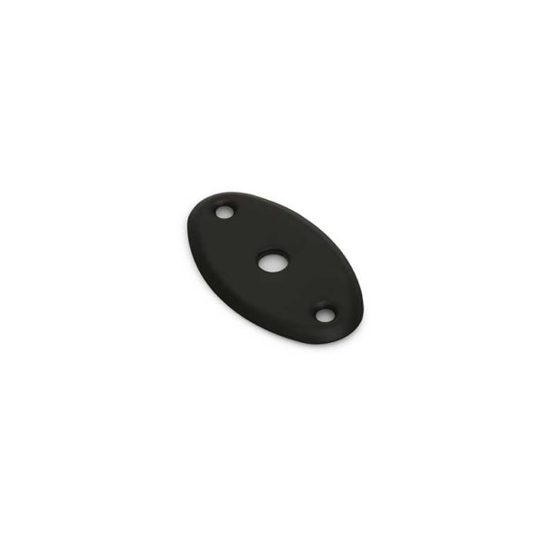Sleutelplaatje / voor DSG 5000 en DSKG 6000-serie / RVS zwart