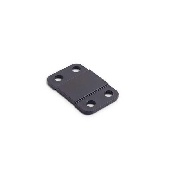Onderlegplaat / t.b.v. RUZ-W-300 serie / plastic / zwart